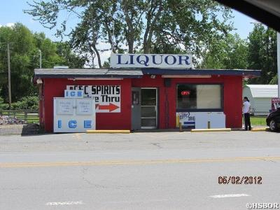 Commercial For Sale: 6624 Hwy 171