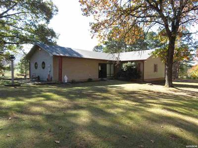 Hot Springs Single Family Home For Sale: 326 Mountain Meadow Rd