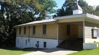 Garland County Commercial For Sale: 211 Wynn