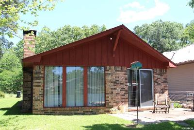 Hot Springs AR Single Family Home Active - Extended: $225,900