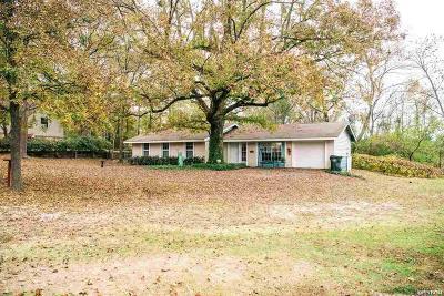 Hot Springs Single Family Home For Sale: 120 King Arthur