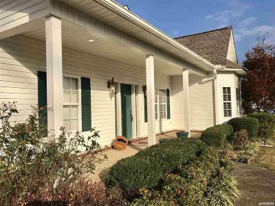 Hot Springs Single Family Home For Sale: 1492 Treasure Isle Road