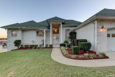 Hot Springs Single Family Home For Sale: 213 Peters Point