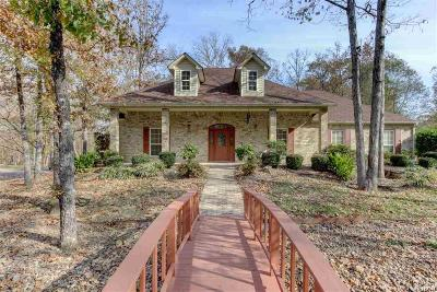 Single Family Home For Sale: 154 Diamondhead Dr