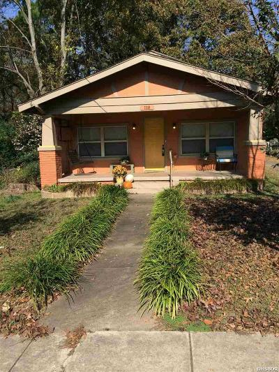 Garland County Single Family Home For Sale: 118 Watt St