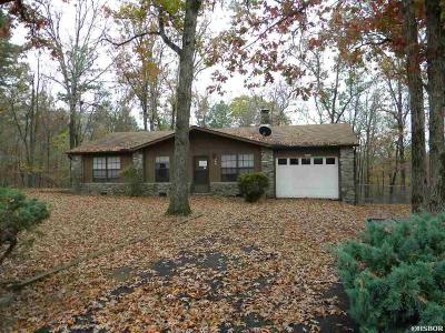 Garland County Single Family Home Active - Contingent: 305 Canterbury