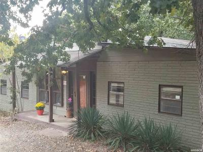 Garland County Single Family Home For Sale: 350 Beach Haven Rd