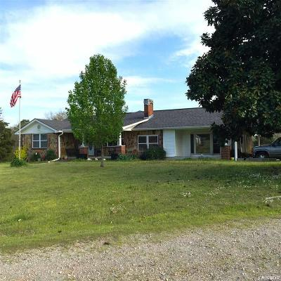 Bismarck, Fountain Lake, Glenwood, Hot Springs Village, Magnet Cove, Malvern Single Family Home For Sale: 2165 E Hwy 70