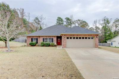 Hot Springs Single Family Home Active - Contingent: 238 Mapleleaf Circle
