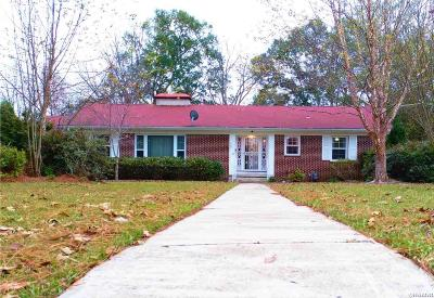 Malvern Single Family Home For Sale: 707 Pine Bluff St.