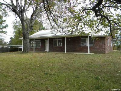 Hot Springs Single Family Home For Sale: 211 Cash