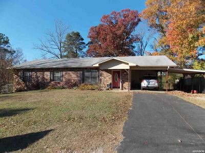 Hot Springs Single Family Home For Sale: 3230 Marion Anderson Road