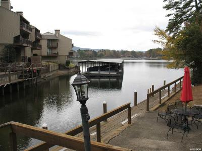Garland County Condo/Townhouse For Sale: 349, Unit L-2 Peters Point #LAKE FRO