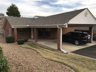 Garland County Condo/Townhouse For Sale: 500 Pakis #14A