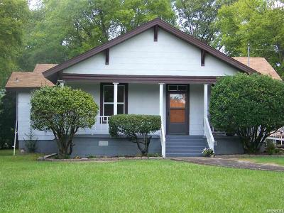 Hot Springs Single Family Home For Sale: 1730 W St Louis