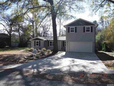 Hot Springs Single Family Home For Sale: 137 Bradford Rd