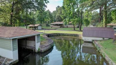Hot Springs Single Family Home For Sale: 231 Peninsula Dr