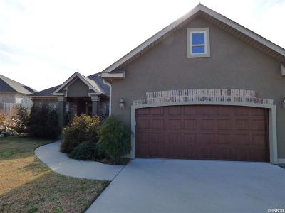 Hot Springs Single Family Home Active - Contingent: 105 Apple Blossom Court