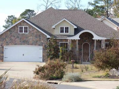 Garland County Single Family Home Active - Contingent: 120 Apple Blossom Court