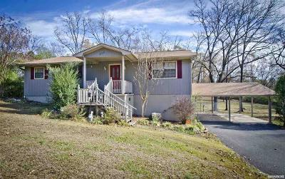 Hot Springs Single Family Home For Sale: 208 Forest Heights