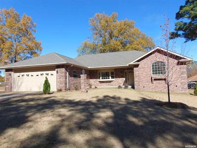 Garland County Single Family Home For Sale: 208 Tyler Cv