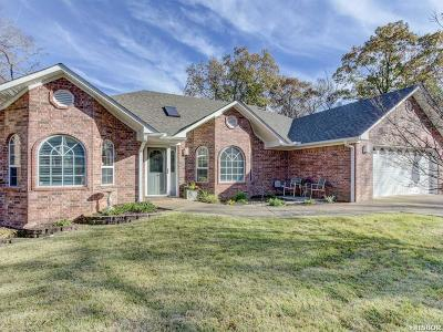 Garland County Single Family Home Active - Contingent: 102 Forest View Court