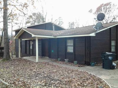 Hot Springs Village, Pearcy Single Family Home Active - Contingent: 215 Joella Dr