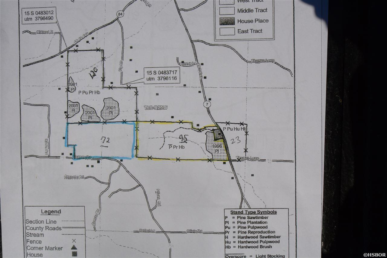 72 acres in Bismarck for $399,000
