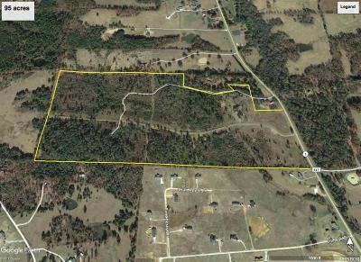 Bismarck Residential Lots & Land For Sale: 95 Acres Hwy 7