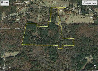 Bismarck Residential Lots & Land For Sale: 80 Acres Hwy 7 South