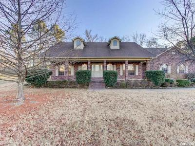 Garland County Single Family Home For Sale: 100 Deerview Circle
