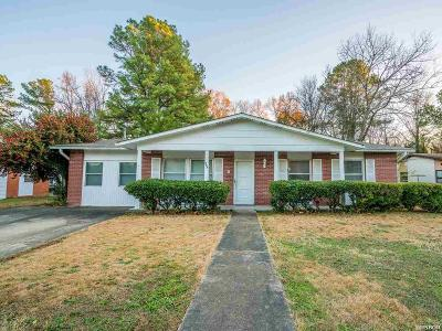 Hot Springs Single Family Home For Sale: 306 Shawnee