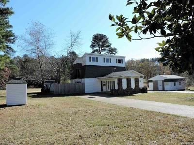 Garland County Single Family Home For Sale: 156 San Felipe Rd