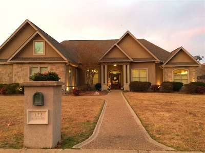 Hot Springs Single Family Home For Sale: 122 Beulah Land