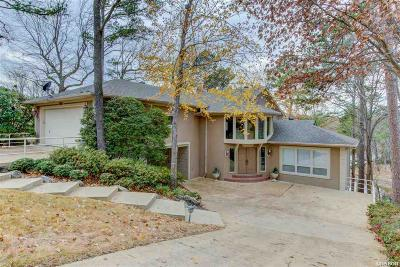 Hot Springs Single Family Home For Sale: 480 West Mountain View Dr.