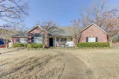 Hot Springs Single Family Home For Sale: 228 Starboard Cir