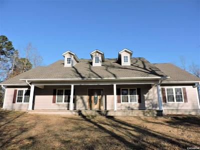 Hot Springs AR Single Family Home For Sale: $209,900