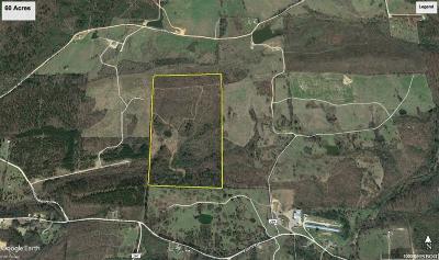 Bismarck Residential Lots & Land For Sale: 60 Acres Broken Bow Lane