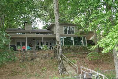 Hot Springs Single Family Home For Sale: 115 Oyster Bay