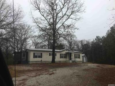 Garland County, Hot Spring County Single Family Home For Sale: 4230 Freehill Road