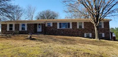 Pearcy Single Family Home For Sale: 121 Sundance Trail