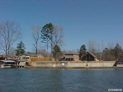 Hot Springs Residential Lots & Land For Sale: Lot 34 Treasure Isle Road