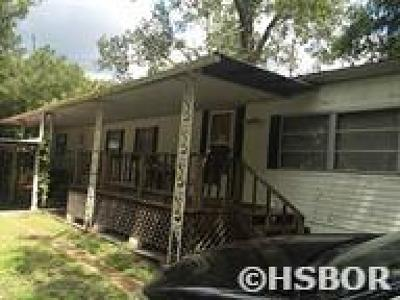 Hot Springs AR Single Family Home For Sale: $23,500