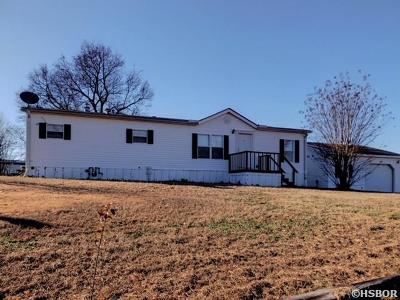 Hot Springs Single Family Home For Sale: 112 Eastwood Ct.