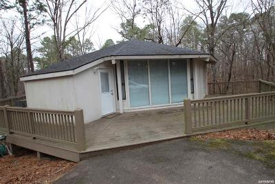 Hot Springs AR Single Family Home For Sale: $78,500