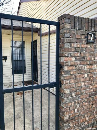 Hot Springs Condo/Townhouse Active - Contingent: 7 Millwood Ct #7