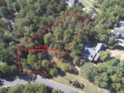 Hot Springs Residential Lots & Land For Sale: Lot 50 Stonegate Shores Dr