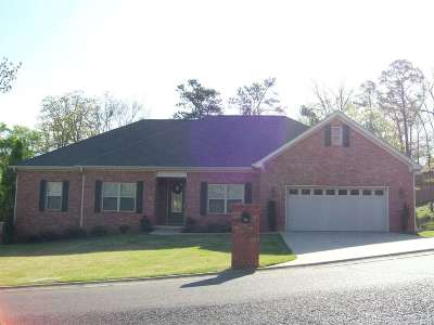 Hot Springs Single Family Home For Sale: 103 Wildwood Forest