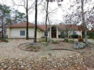 Hot Springs Single Family Home For Sale: 7 Resplandor Loop