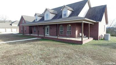 Hot Springs Single Family Home For Sale: 551 N Moore Rd